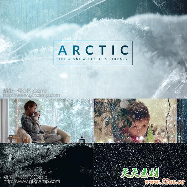arctic-snow-ice
