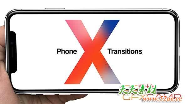 Phone X Transitions 20720804