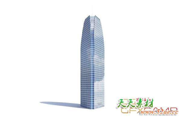 CGAxis 3D Models Collection Volume 121 - 20 models of buildings
