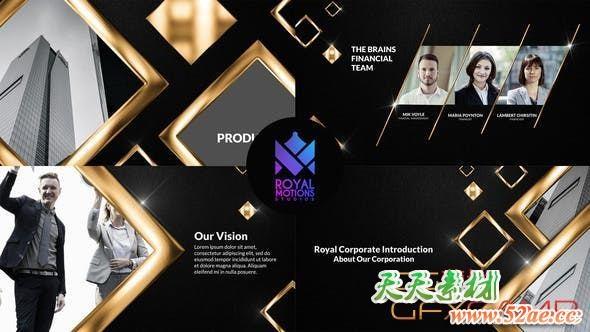 Royal Corporate Presentation 27613872